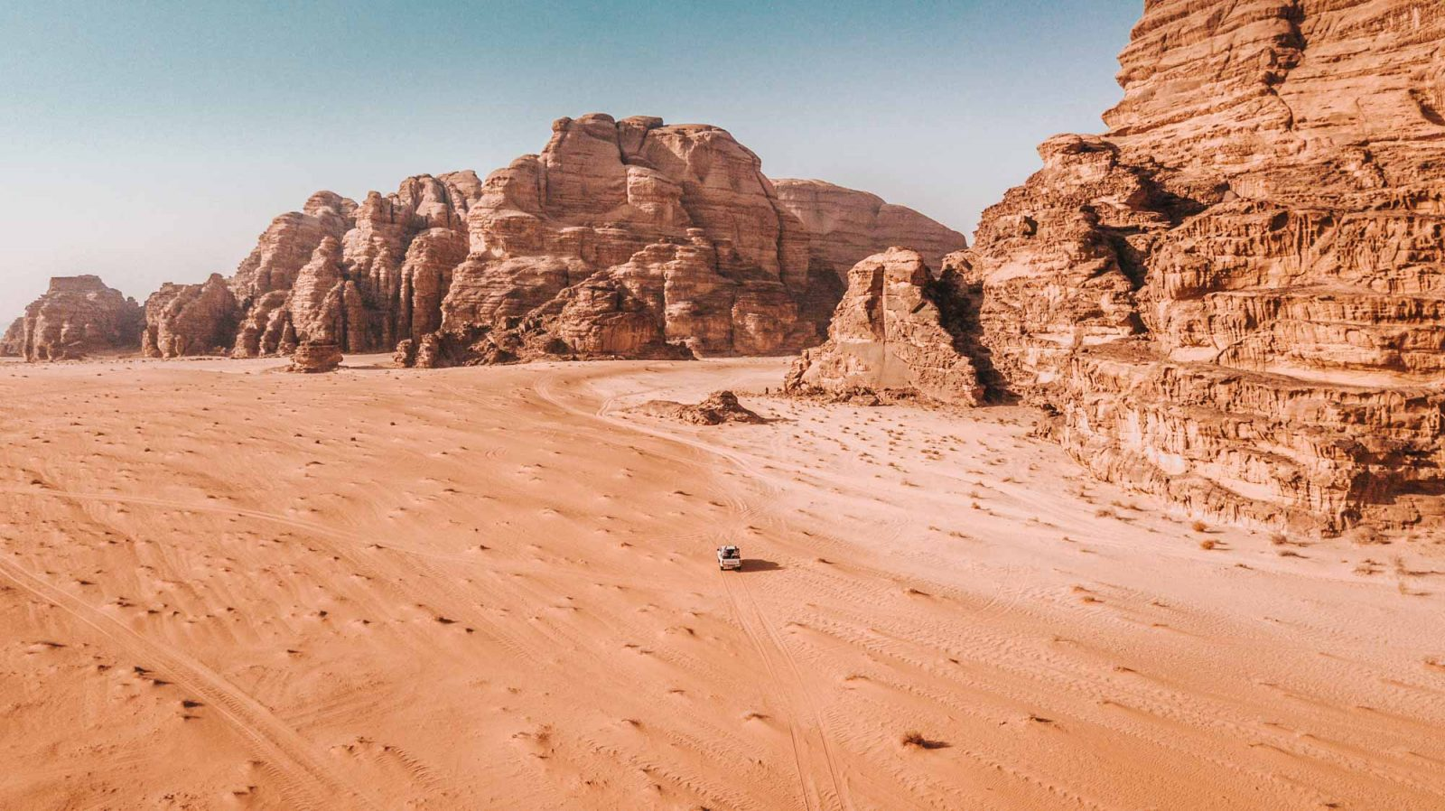 Ecotourism in Jordan is on the rise
