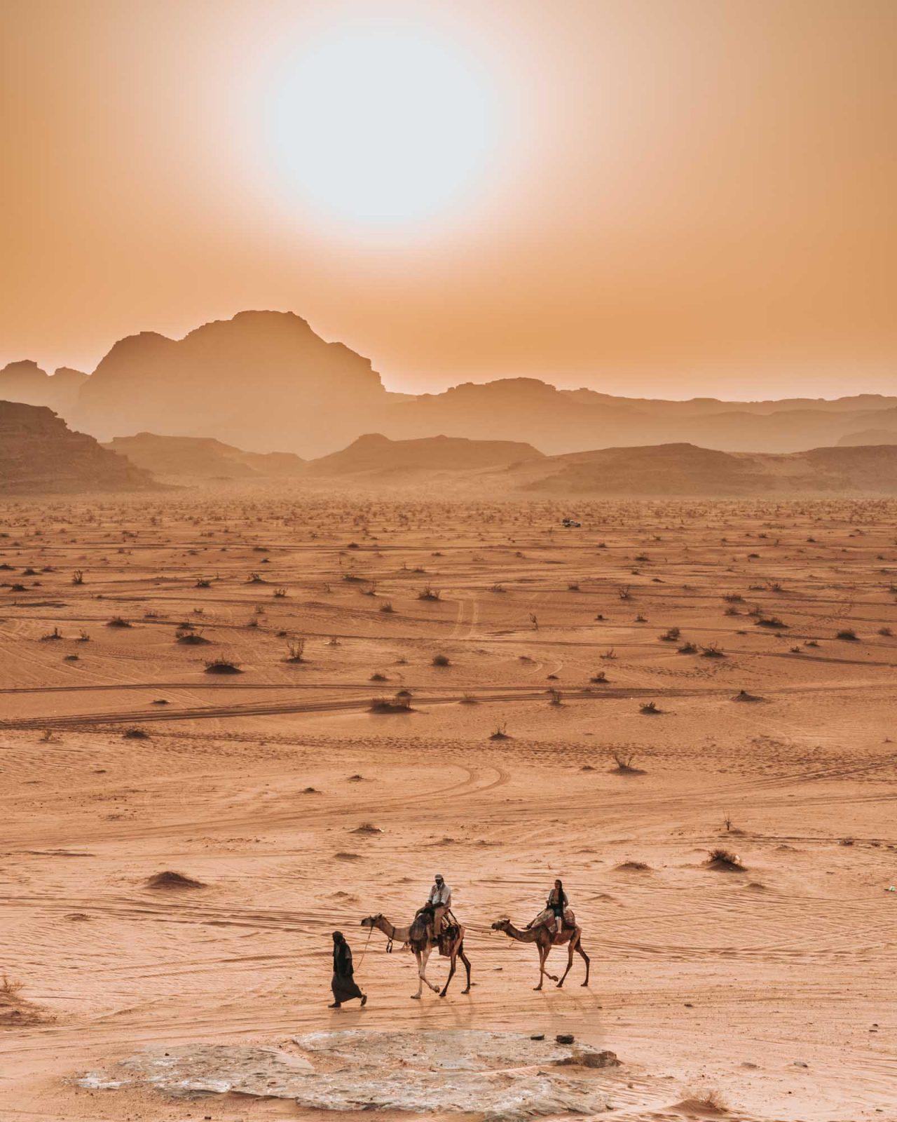 Jordan Tour: Wadi Rum