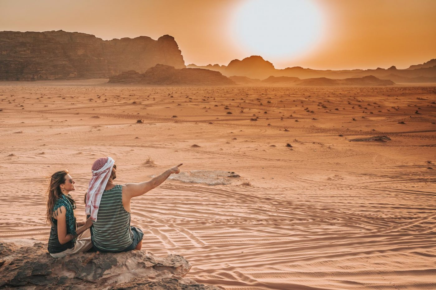 Places to visit in Jordan: Wadi Rum