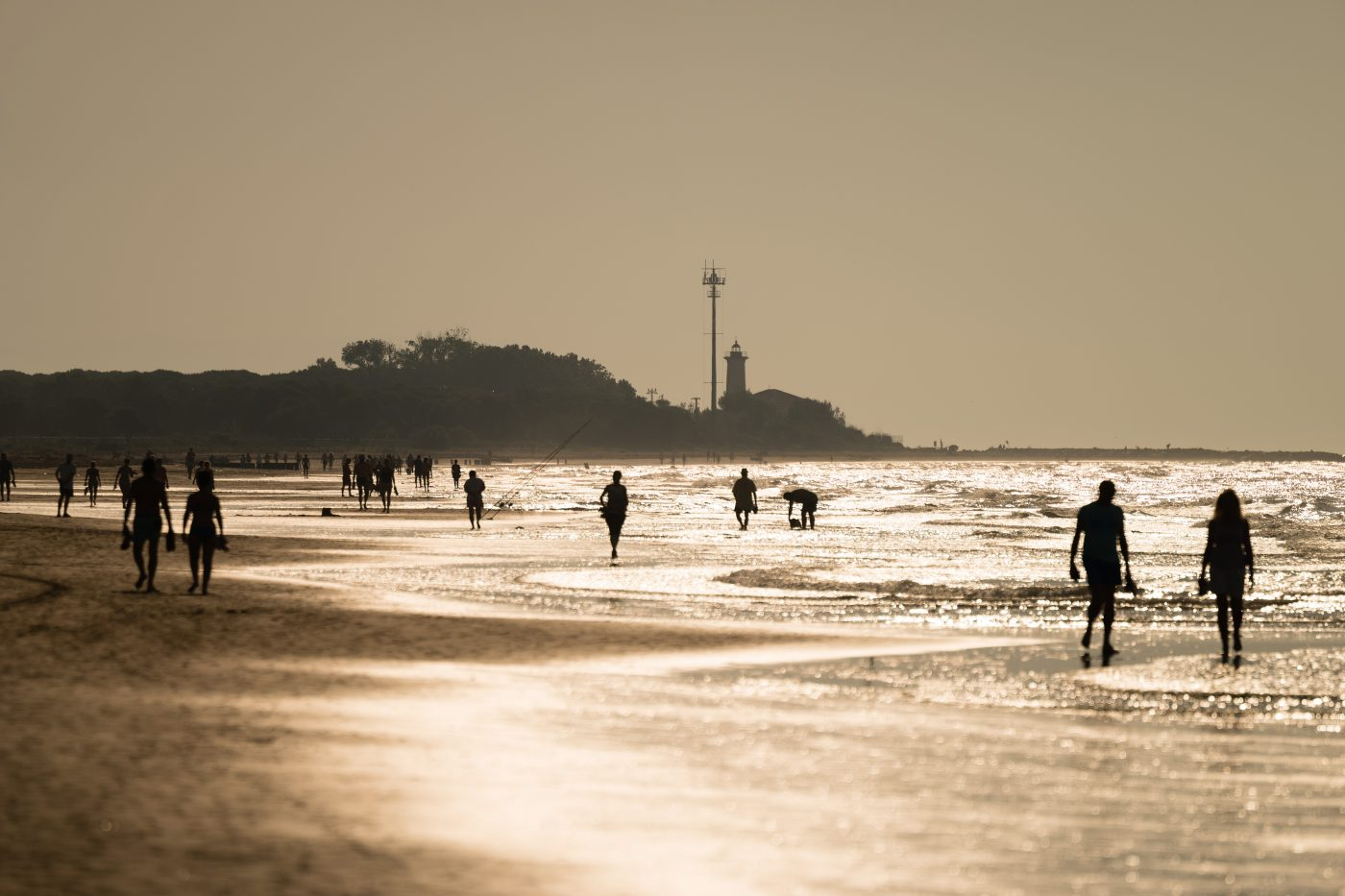 Visit Bibione Beach in Italy to get off the beaten path