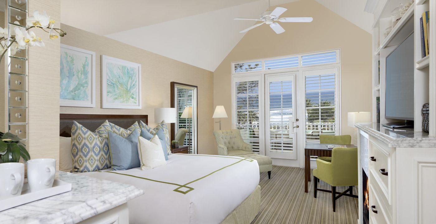 eco-friendly winter getaway: suite at LAuberge Del Mar