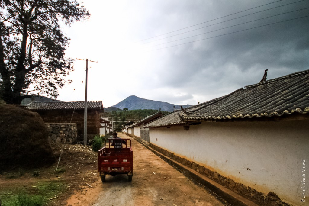 These streets don't look anything like the ones in the Lijiang Old Town