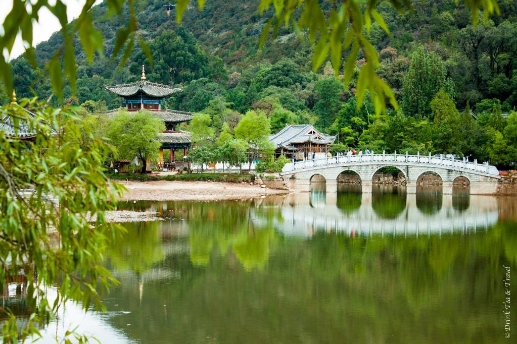 The Black Dragon Pool, Lijiang, China
