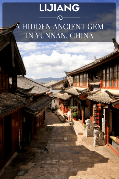 It took me just 3 days to fall in love with Lijiang, an ancient town in Yunnan, China.