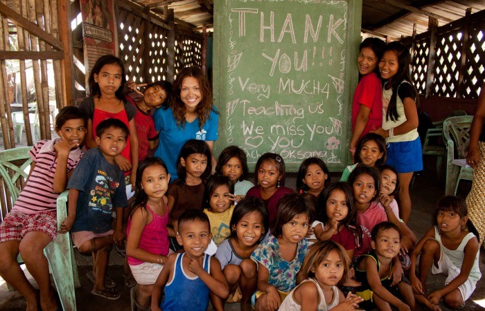 Volunteering Teaching in Philippines