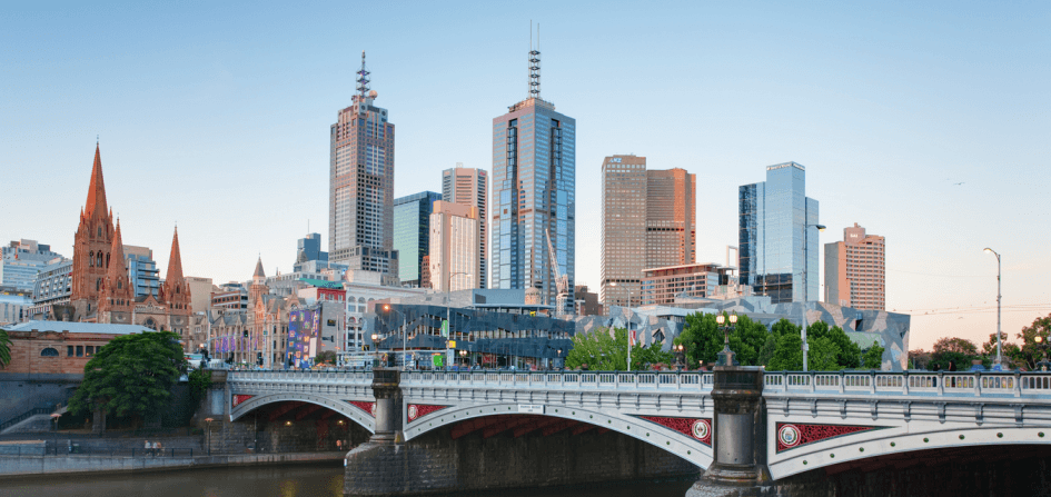 Melbourne included on the best place to live in Australia