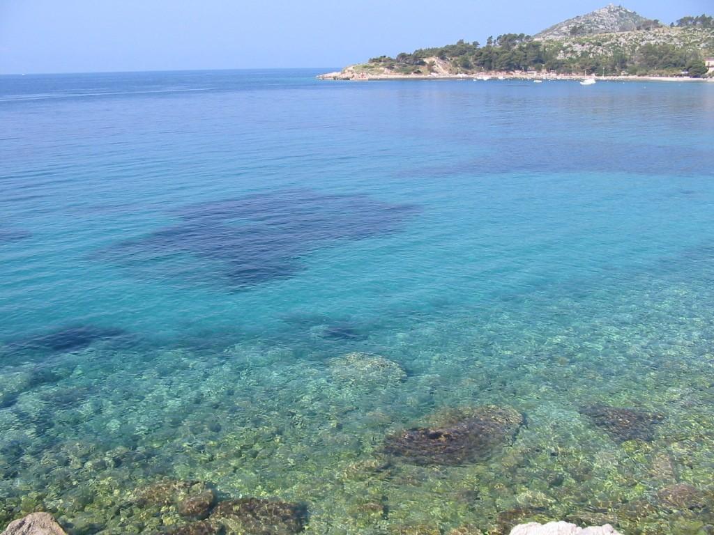 Best Dubrovnik Beaches: Mlini Bay
