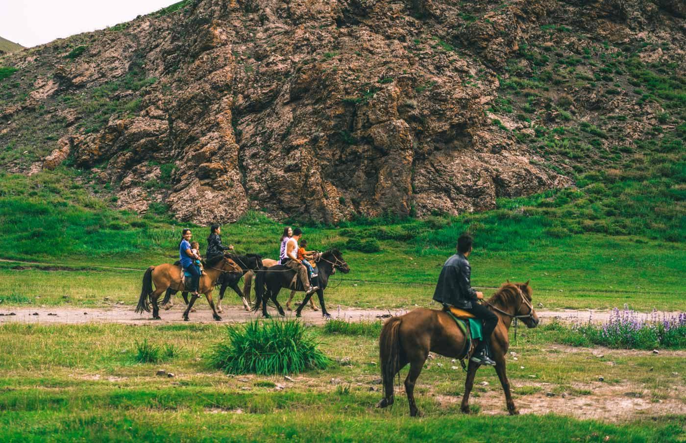 Mongolia Archives - Drink Tea & Travel
