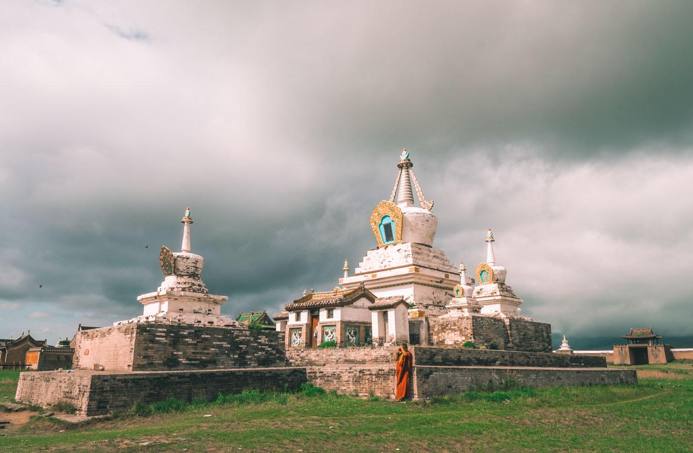 Erdene Zuu Monastery, Kharkhorin, Central Mongolia
