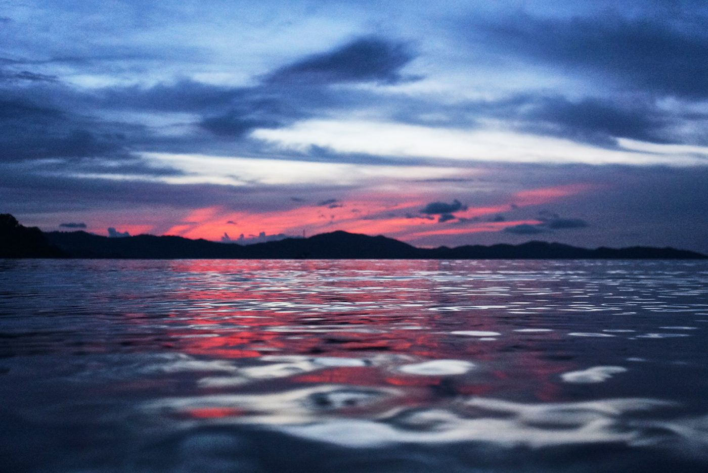 places to watch the sunset: Moody Sunsets In Malaysia