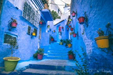 Visiting the Famous Blue City of Chefchaouen, Morocco