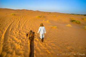 Muhamed and Bob Marley in the Sahara Desert. Morocco