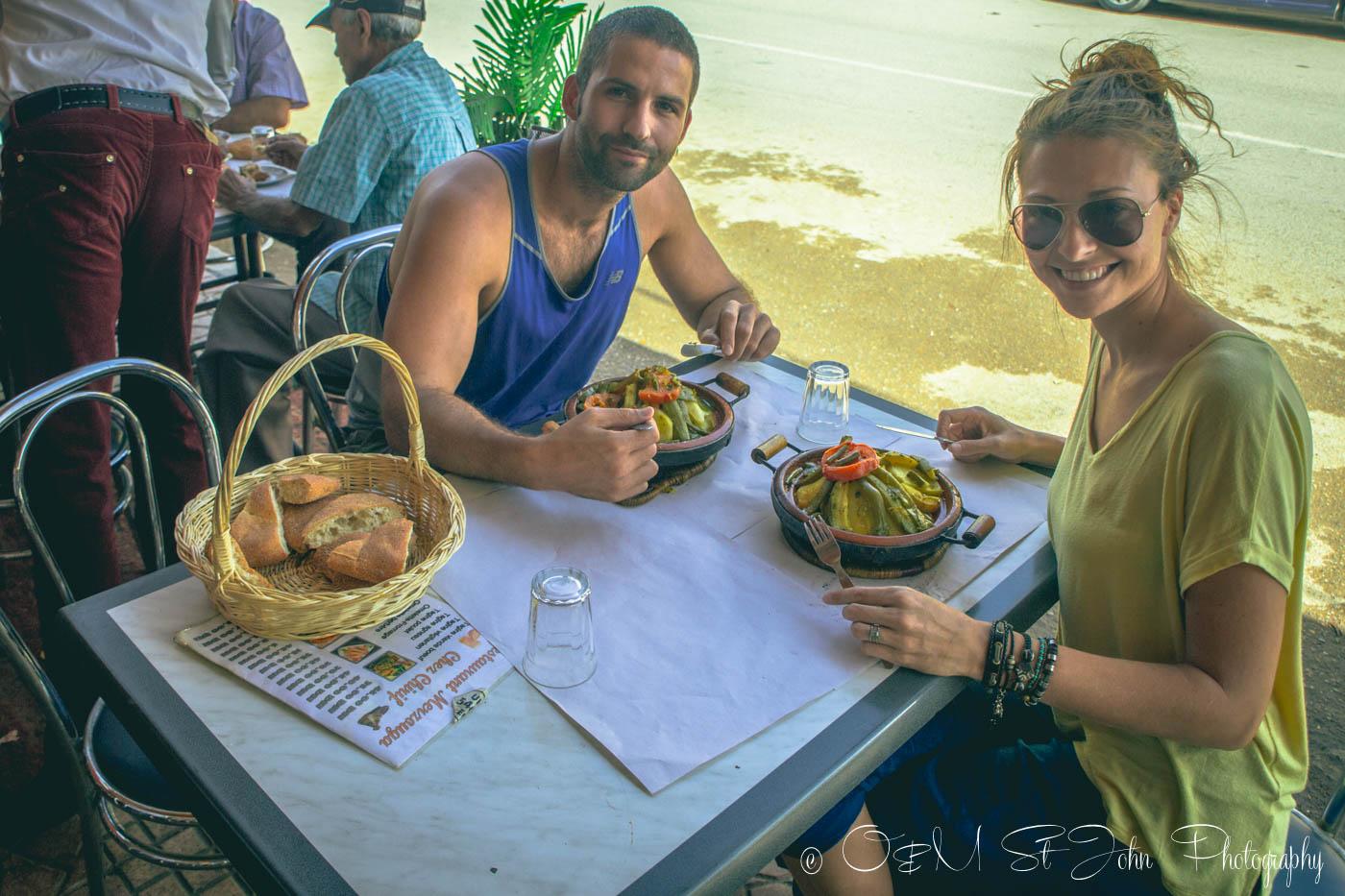 Morocco food-O&M