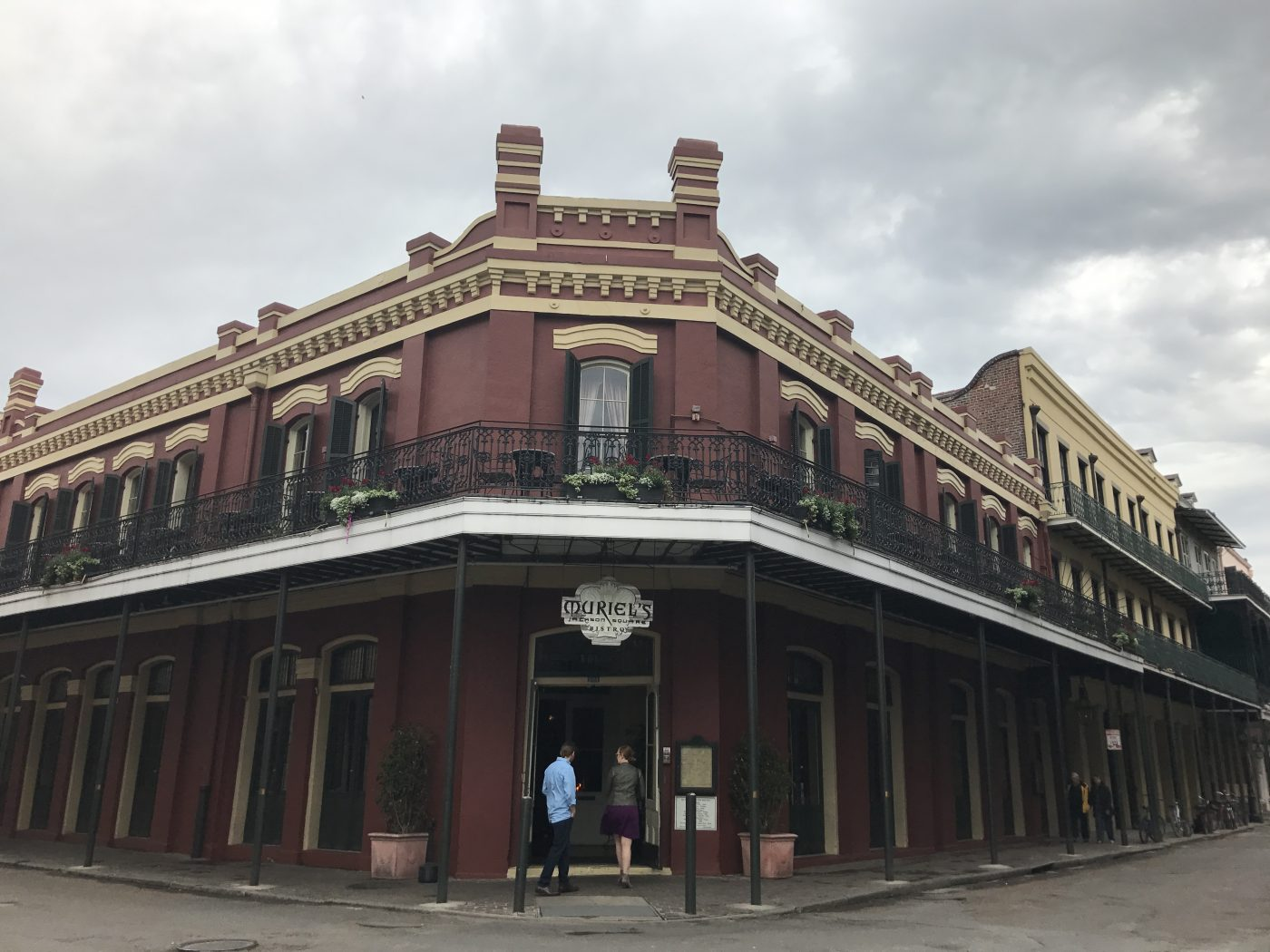 Best US Cities: Muriel's Jackson Square, New Orleans