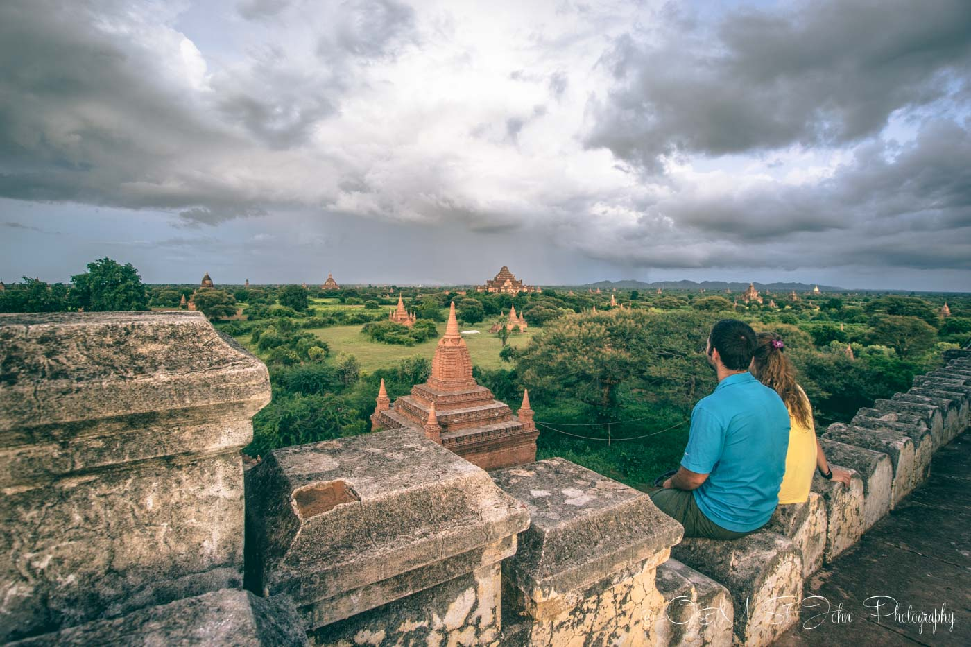 Myanmar Bagan O&M-8607