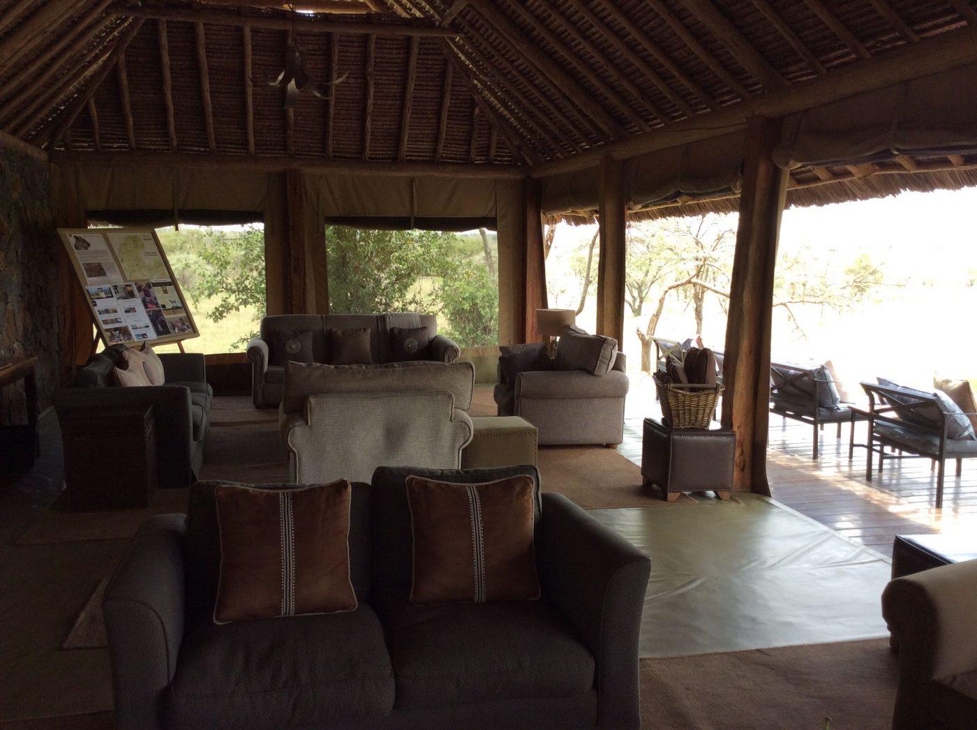 Safari Lodges in Kenya: Naboisho Main Lodge