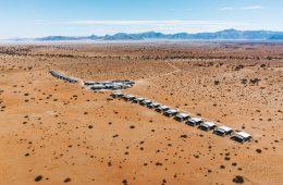 The Desert Grace, Namib Desert