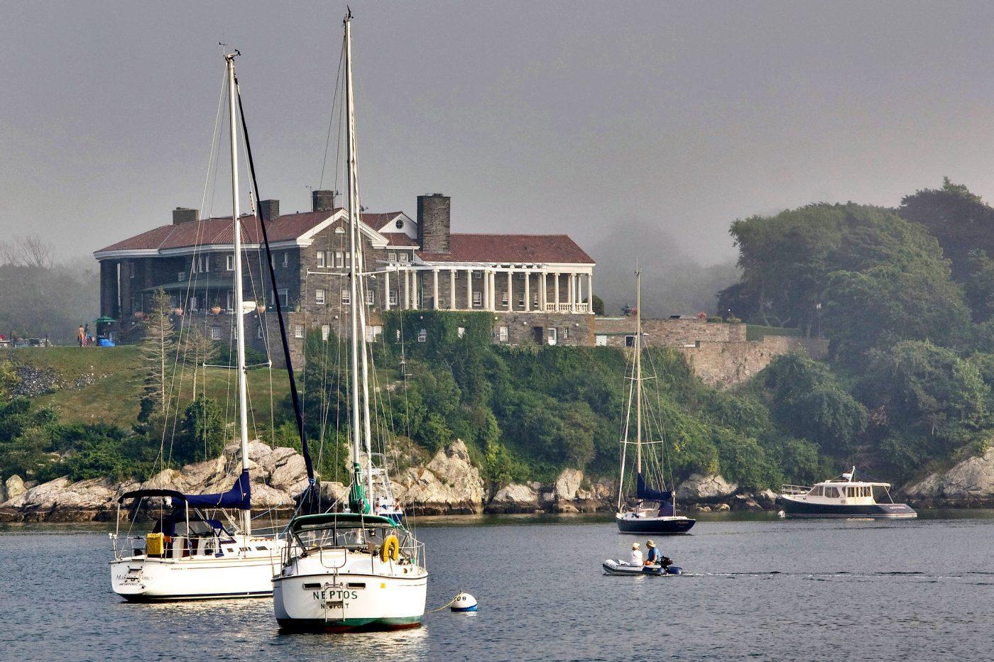 romantic getaway spots in new england