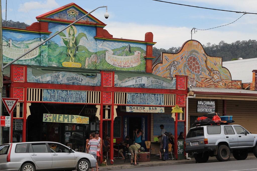 Things to do in Byron Bay: Nimbin