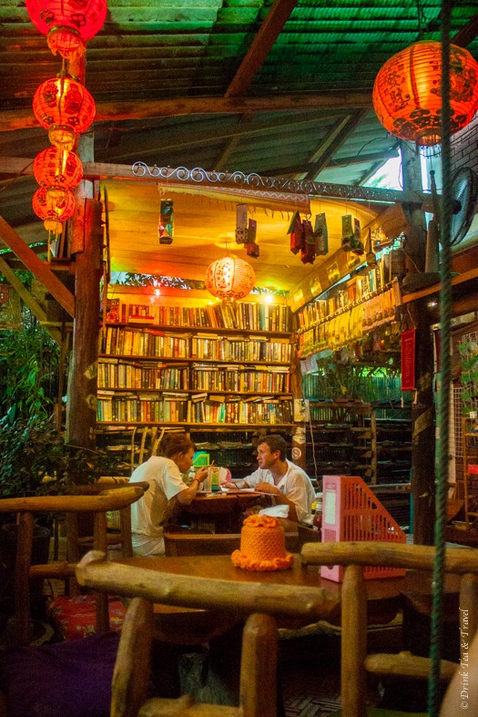 Good Life: Herb and Health Restaurant in Pai