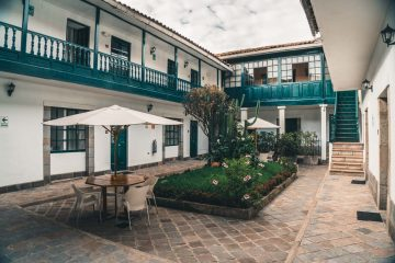 Where to stay in Cusco: Casa Andina