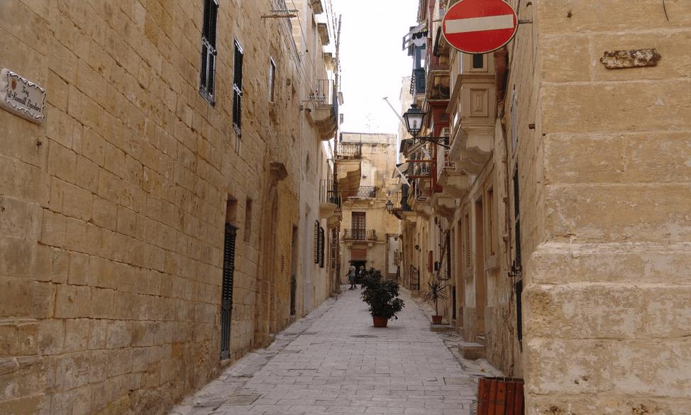 What to do in Valletta: Streets of Valletta