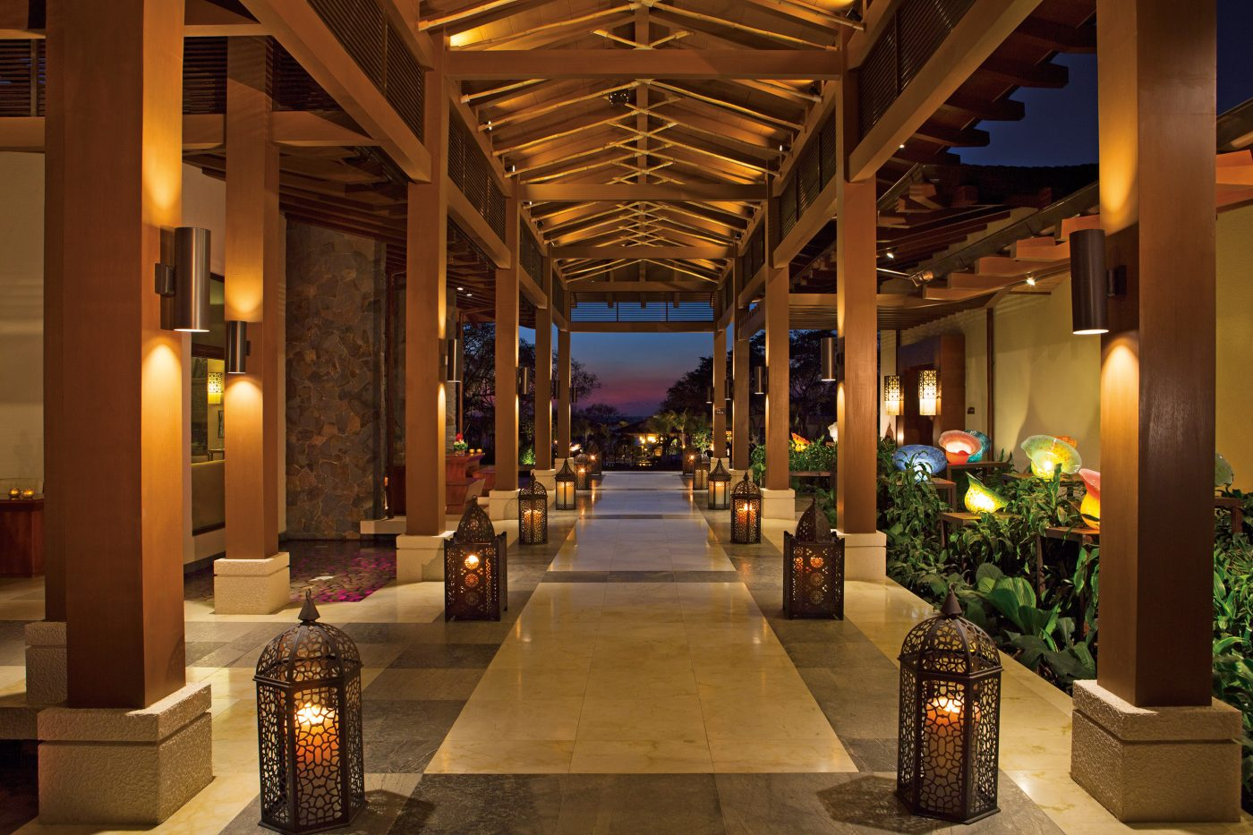 All inclusive resort Dreams Las Mareas Costa Rica