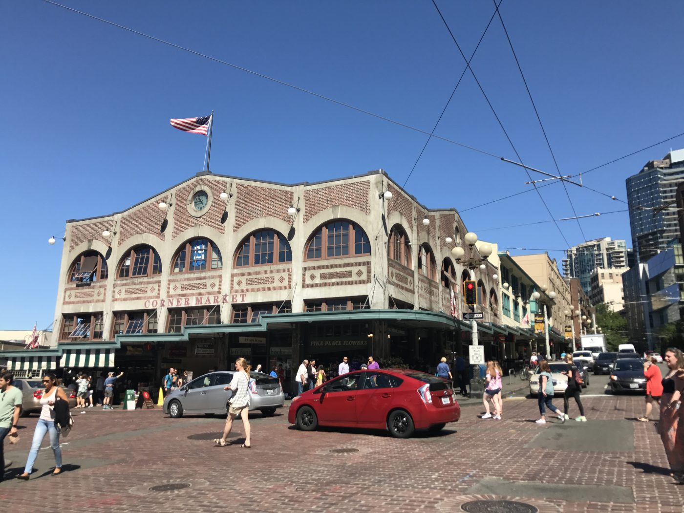 Best US Cities: Pike Place Market Seattle