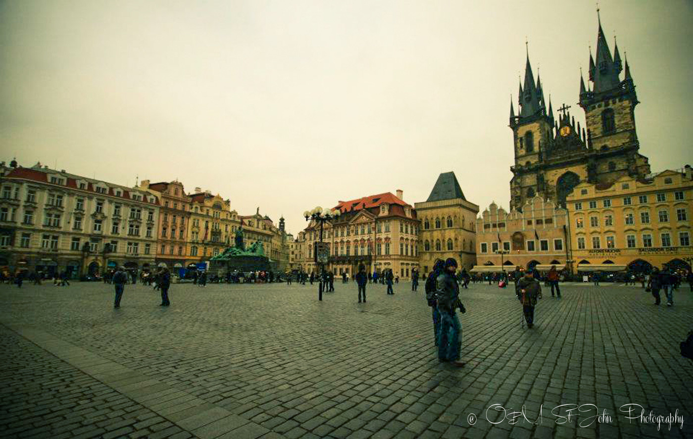 the ultimate europe itinerary: Prague