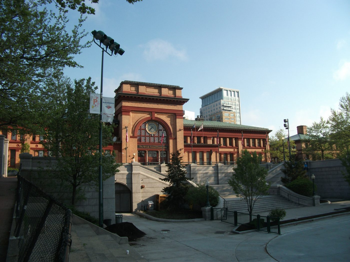 What to do in Providence, USA: Providence building