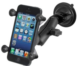 Road Trip Accessories: Ram Mount Cell Phone holder