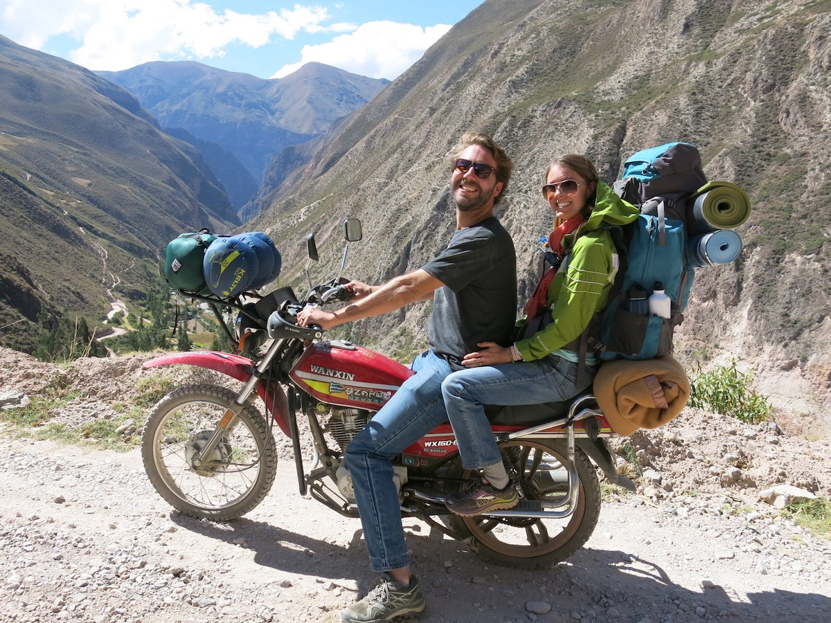 Learn to Code Online: Kim & Ryan in Peru