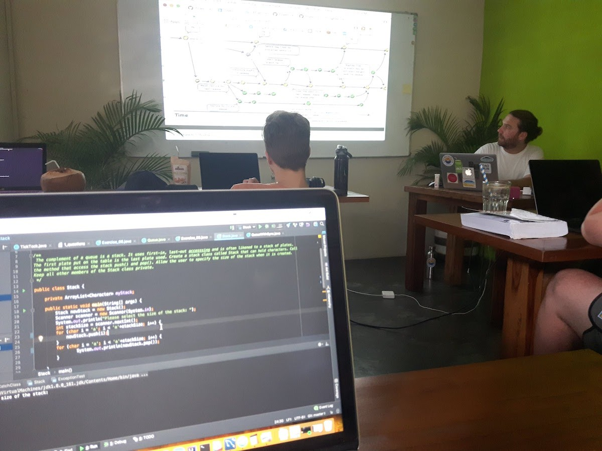 Learn to Code Online: Coding class