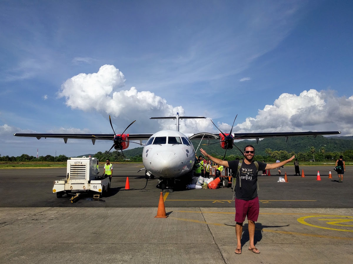 Learn to Code Online: Ryan with a plane in Komodo