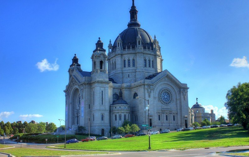 Cathedral of Saint Paul Minnesota, things to do in St. Paul