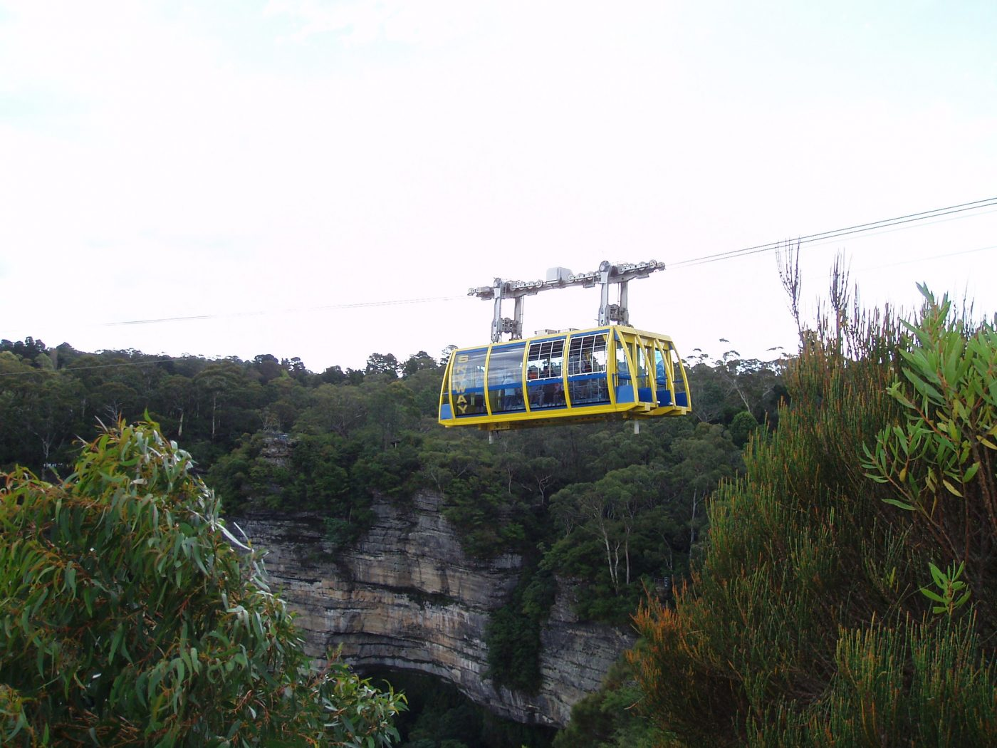 blue mountains day trip, scenic world