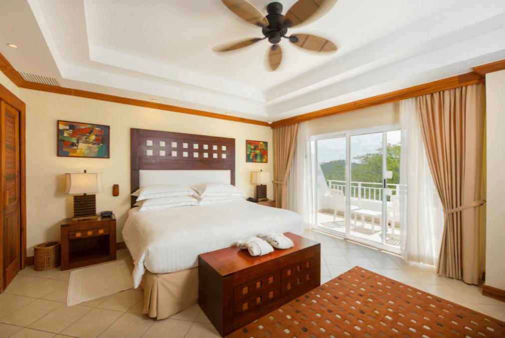 Room at all inclusive resort Occidental Tamarindo, Playa Langosta, Guanacaste Costa Rica