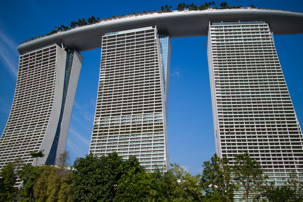 Stopover in Singapore: Marina Bay Sands Resort, Singapore