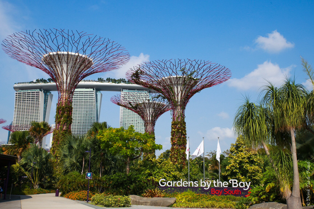 Stopover in Singapore: Gardens by the Bay, Singapore
