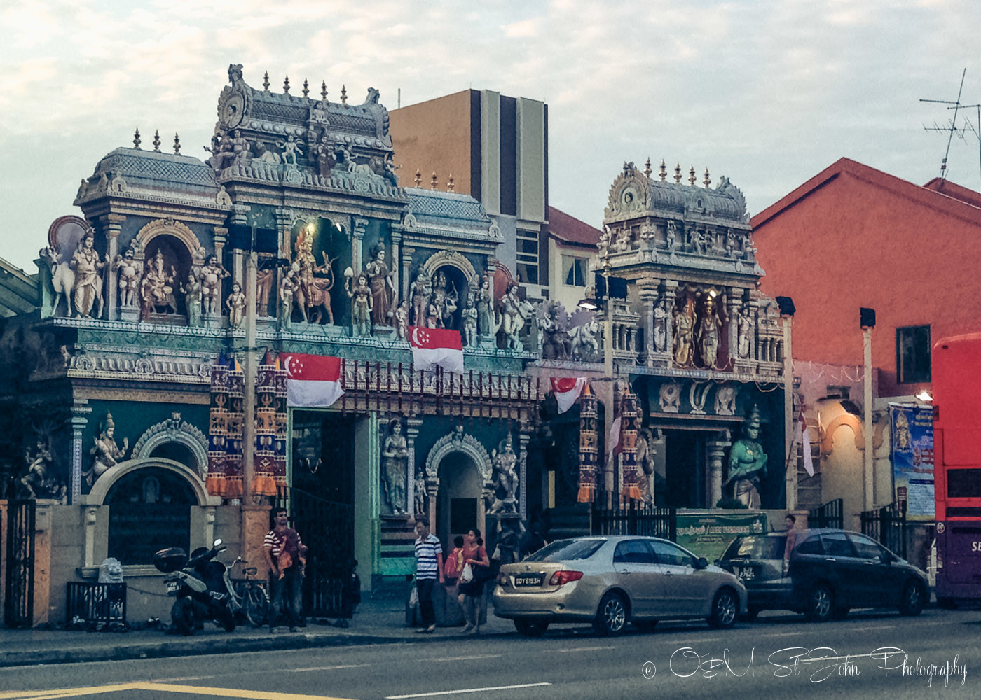Little India, Singapore on a budget