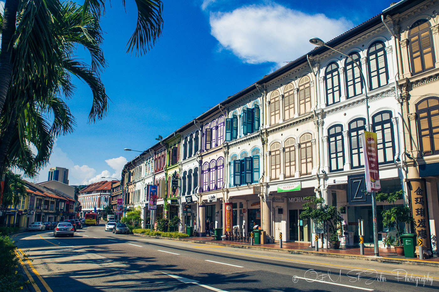 Duxton Rd in Singapore, a lesser known but great area to explore.