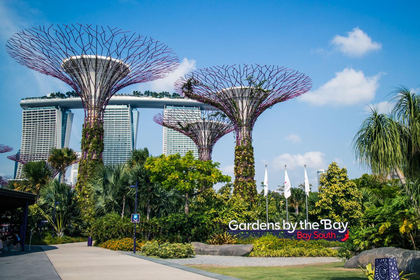 Singapore City Guide. Cover Photo