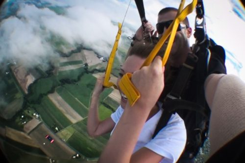 Skydiving in Australia: Conquering fears at 14,000 ft in the air