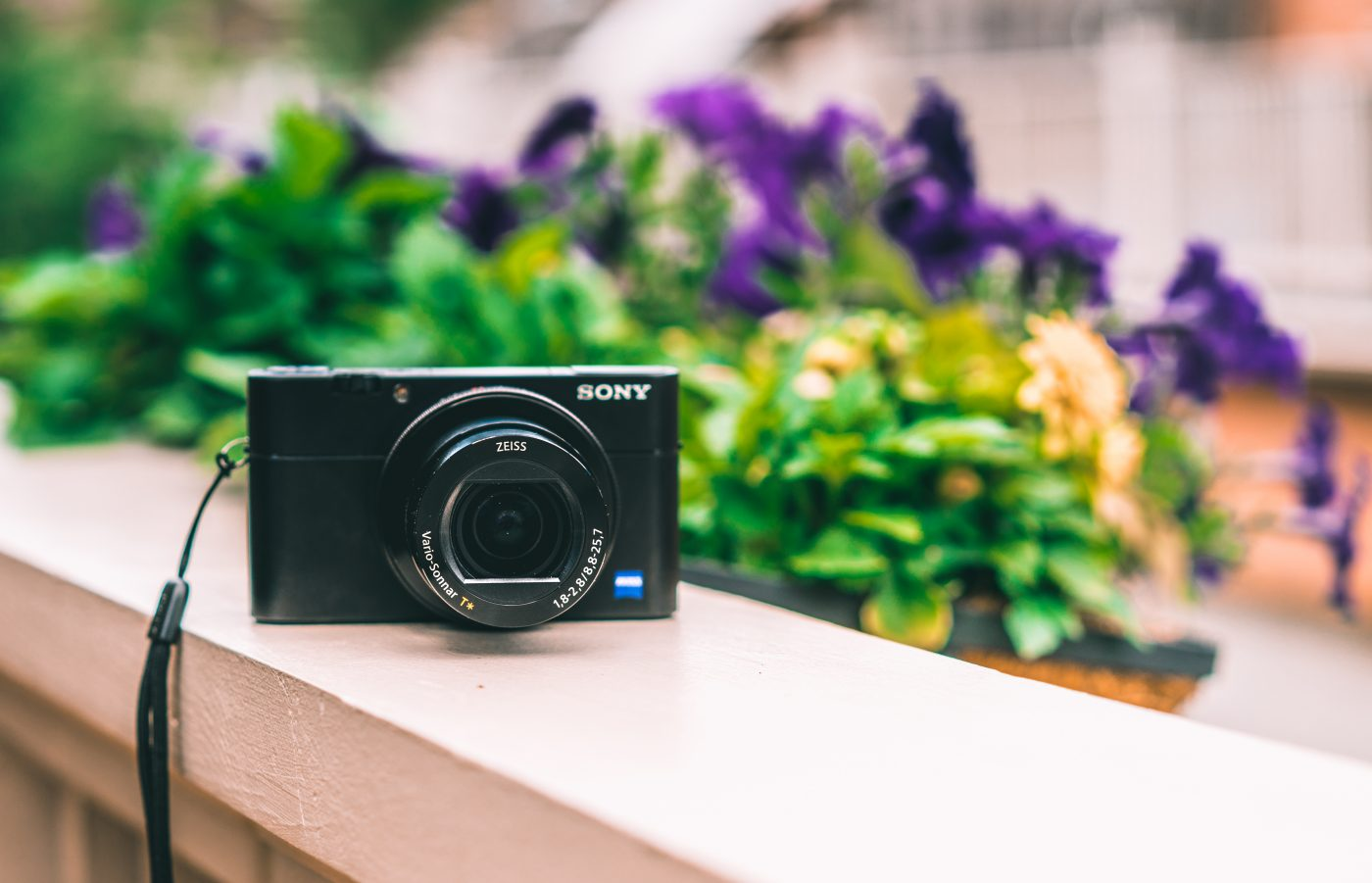 Sony RX 100 V - our favourite compact travel camera