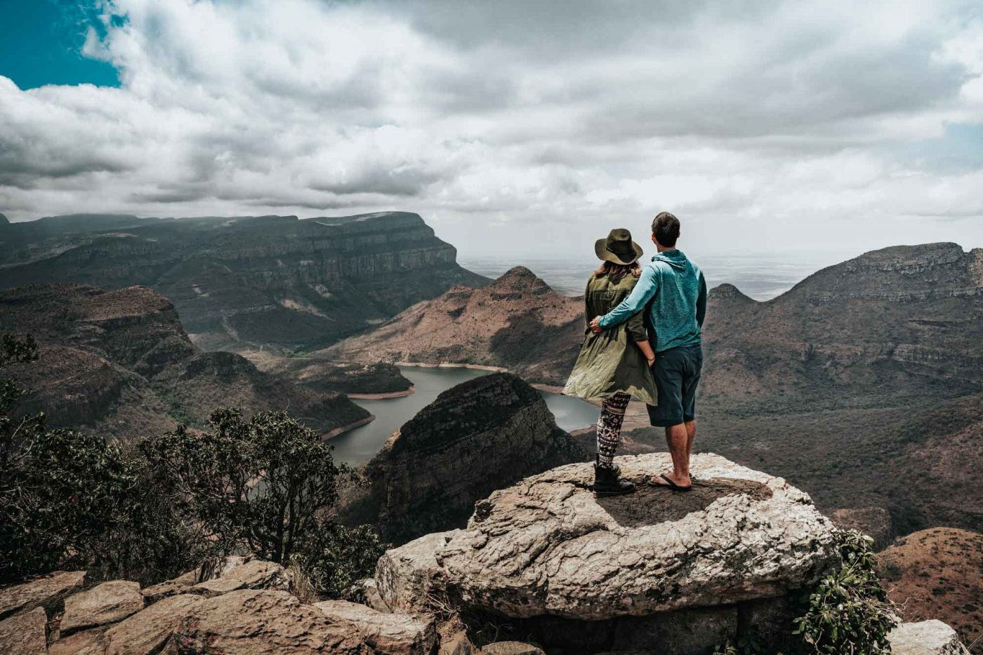 Overlooking the Blyde Canyon, Panorama Route, things to do in South Africa