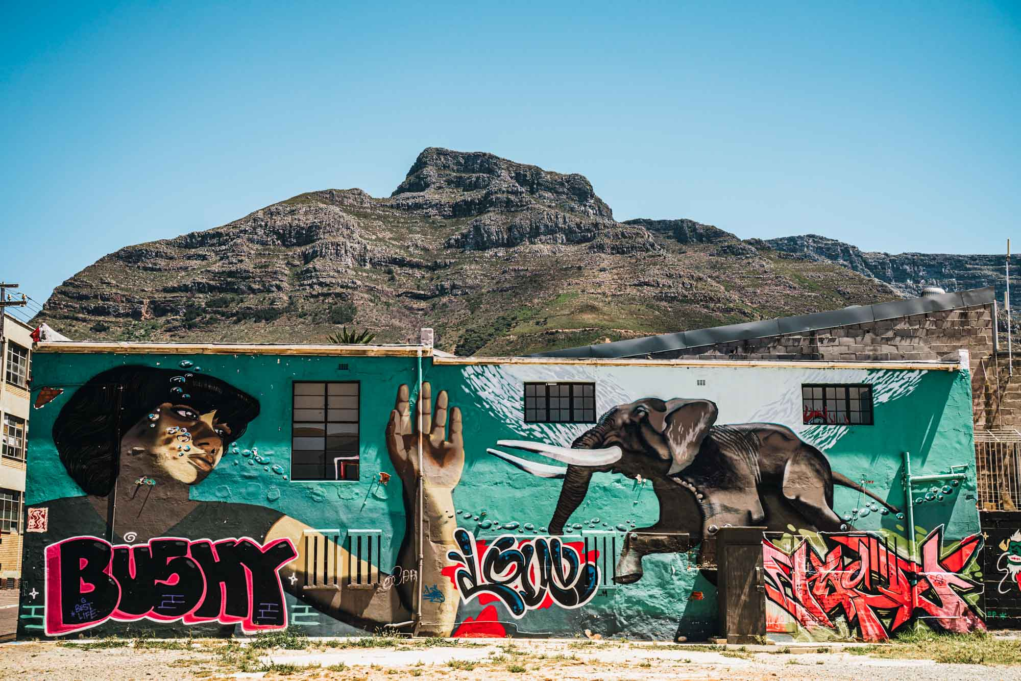 Woodstock, Cape Town