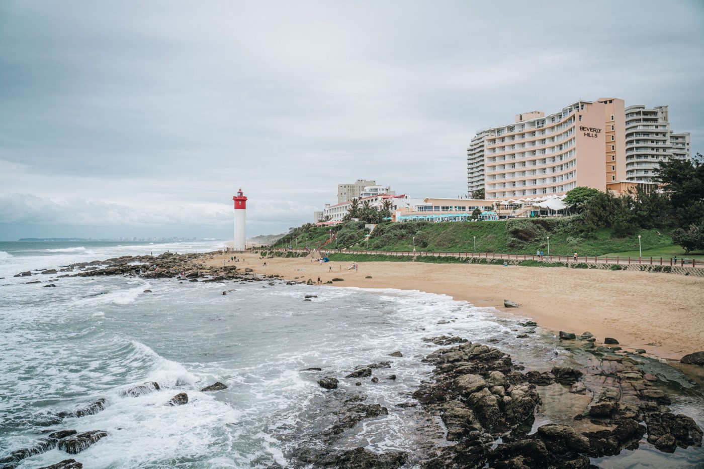 Umhlanga Beach, North Durban