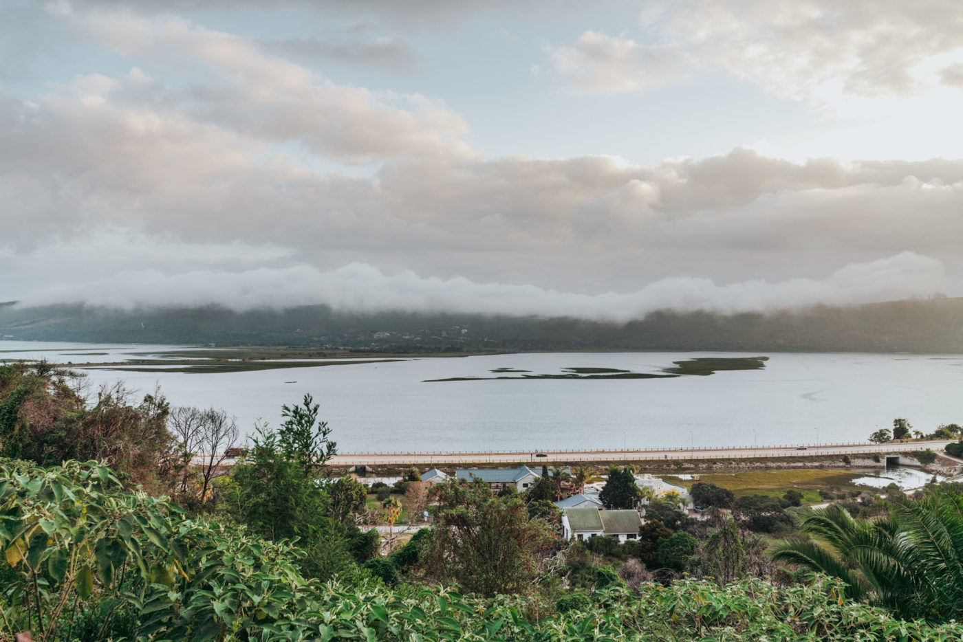 Overlooking Knysna Bay, Garden Route