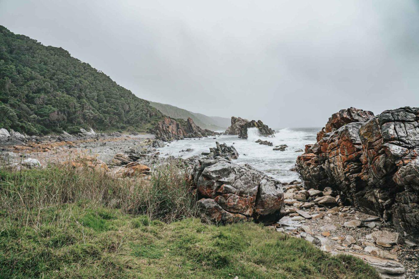 Tsitsikamma National Park, Graden Route