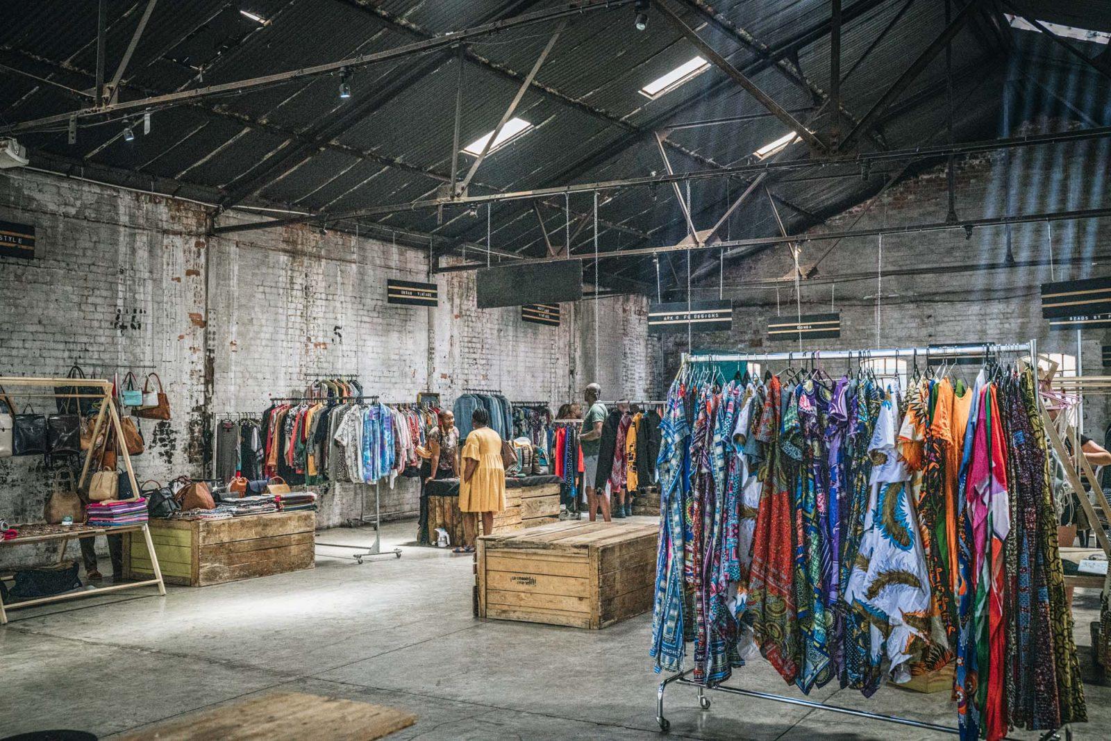 Market on Main, Maboneng District, Johannesburg